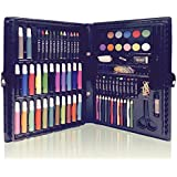 Deluxe Art Set For Kids by ART CREATIVITY - The Ideal Art Set for Beginners - Includes 101 Pieces - Eco Friendly - Unbeatable Value + Bonus Coloring Book - Best for Kids [5+ Years Old]