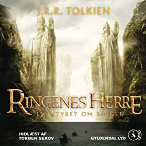 Ringenes Herre 1 [Lord of the Rings] Audiobook