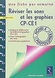 Réviser les sons et les graphies CP-CE1 : Repérer et différencier les différentes graphies d'un son, fixer l'orthographe des mots, enrichir son vocabulaire