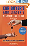 Car Buyer's and Leaser's Negotiating...