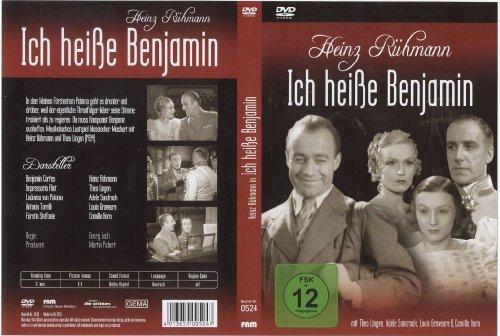 Heinz Rühmann - Ich heisse Benjamin