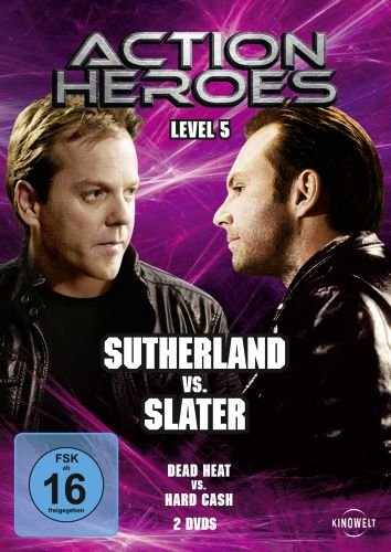 Action Heroes - Level 5: Sutherland vs. Slater [2 DVDs]