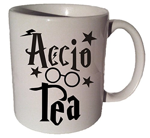 Accio Tea Harry Potter 11 Oz Coffee Tea Mug