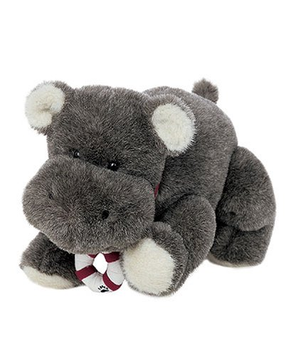 Boyds Plush Hippo Hilda P Pottamus #55229 - Buy Boyds Plush Hippo Hilda P Pottamus #55229 - Purchase Boyds Plush Hippo Hilda P Pottamus #55229 (Boyds, Toys & Games,Categories,Stuffed Animals & Toys,Animals)