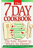 img - for The 7 Day Cookbook book / textbook / text book