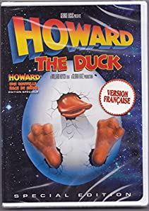 Howard le canard - Howard the Duck (English/French) 1986 (Édition Spéciale)