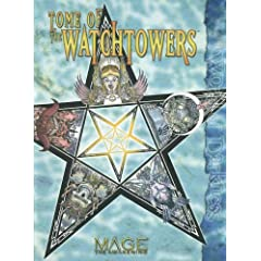 Mage Tome of Watchtowers by Kraig Blackwelder,&#32;Jackie Cassada,&#32;Sam Inabinet and Steve Kenson