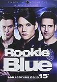 Rookie Blue - Season 5 - Volume 1 / Les recrues de la 15e: Saison 5 - Volume 1 (Bilingual)