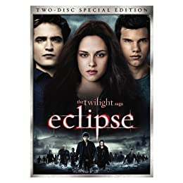 Product Image The Twilight Saga: Eclipse (2 Disc DVD)
