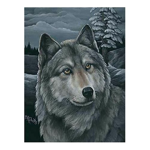 Master Pieces Night Eyes 550 Piece Jigsaw Puzzle