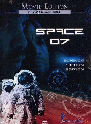 Space 07 - Science Fiction Edition - 6 Filme auf 2 DVDs