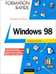 Windows 98. Notions de base