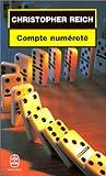 echange, troc Christopher Reich - Compte numéroté