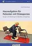 Hausaufgaben für Patienten mit Osteoporose