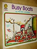 Busy Boats (Picture Lions) (0006616046) by Lippman, Peter