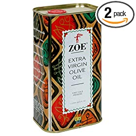 Amazon - Zoe Organic Extra Virgin Olive Oil (2 pack) - $13.09