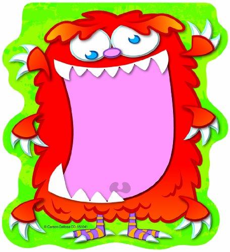 Carson Dellosa Monster Notepad (151041)