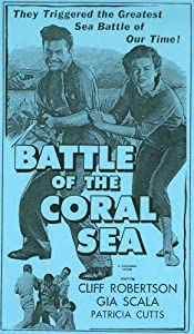 amazoncom battle of the coral sea vhs cliff robertson