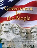 Government by the People: Texas Teaching and Learning, Classroom Edition (6th Edition) (0131934295) by Magleby, David B.