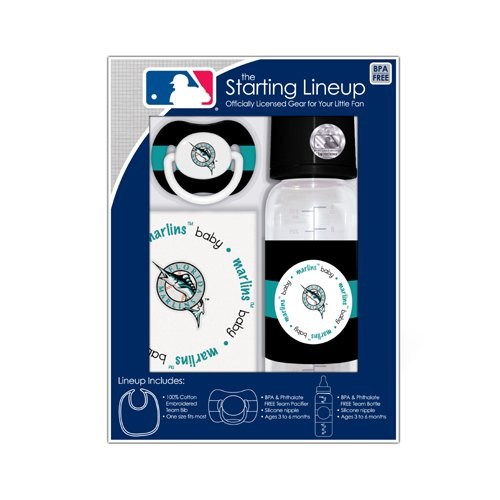 Mlb Florida Marlins Gift Set front-624773