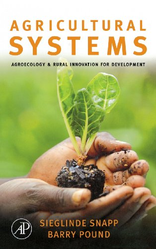 Agricultural Systems: Agroecology and Rural Innovation...
