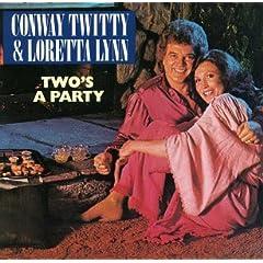 Conway Twitty & Loretta Lynn - Two's a Party(1981)