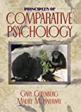 Principles of Comparative Psychology (0205280145) by Greenberg, Gary