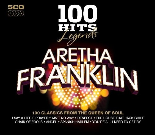 Aretha Franklin - 100 Hits Legends: Aretha Franklin (Disc 1) - Zortam Music