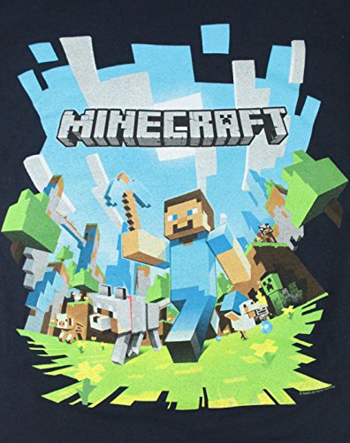Niño - Official - Minecraft - Camiseta