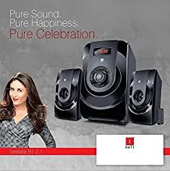 iBall IBALL-SPK 2.1 Channel Multimedia Speakers