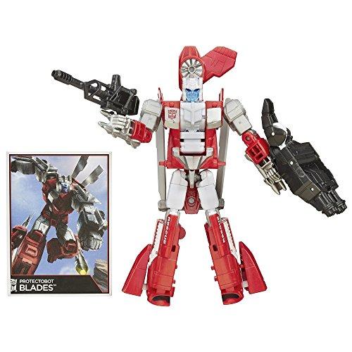 Transformers - Generations Combiner Wars Deluxe, Action Figure di Protectobot Blades