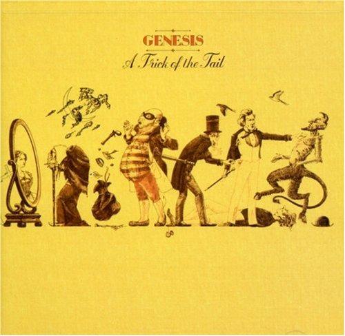 Genesis - Trick of the Tail (CD/DVD) - Zortam Music