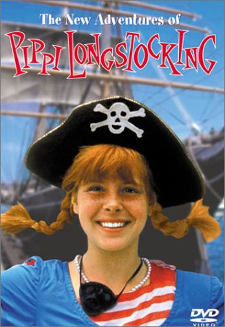New Adventures of Pippi Longstocking (Dub Sub) [DVD] [1988] [Region 1] [US Import] [NTSC]