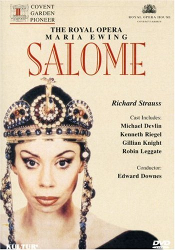 Salome: Nudity in Opera