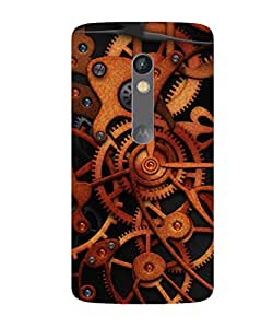 High Quality 3D Designer Back cover for Moto X-Play