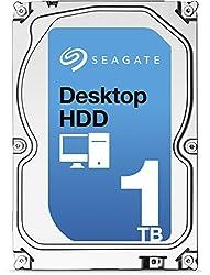 Seagate Barracuda 1TB Desktop SATA Internal Hard Drive ST1000DM003