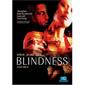 Blindness DVD Cover