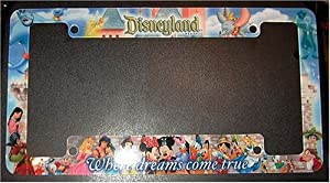 Disney License Plate Frame