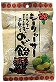 マルエ製菓 シークヮーサーのど飴 90g×24袋