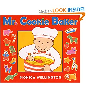 Mr. Cookie Baker