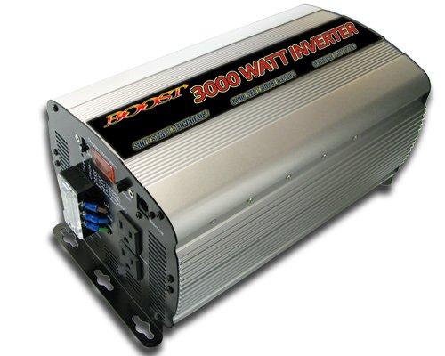Boost 3000 W Watt 12V Dc To 120V Ac Car Truck Automotive Power Inverter (3000 Watt)