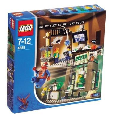 LEGO 4851 Spider-Man und GreenGoblin – ihre Verwandlung bestellen