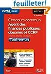Concours commun, Agent des finances p...