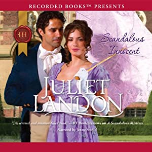 Scandalous Innocent Audiobook