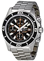New Breitling Aeromarine Superocean Chronograph II Mens Watch A13341A8/BA85