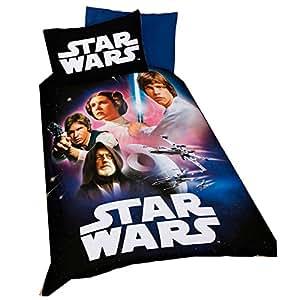 Character World Star Wars Empire Single Panel Duvet Set