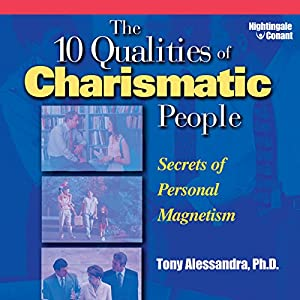 The 10 Qualities of Charismatic People Speech