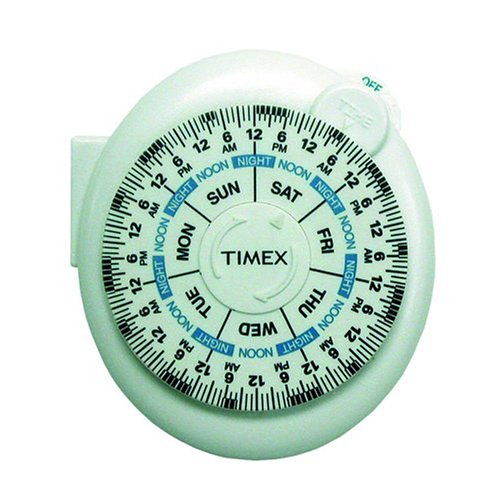 Timex Vacation Timer