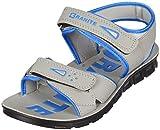Rupani Men's Blue Mesh Floaters - 7 UK