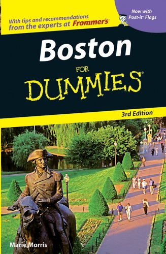 Boston For Dummies (Dummies Travel)